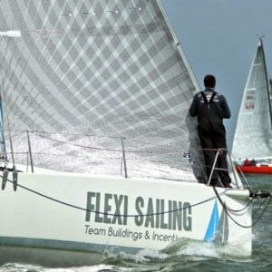 Competition Sailing