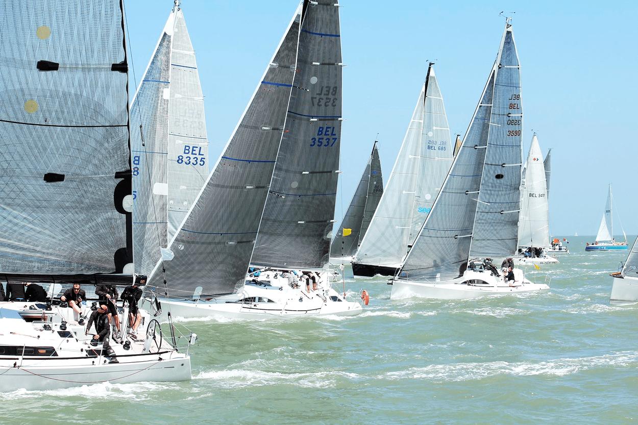 Regatta Sailing - Flexi Sailing