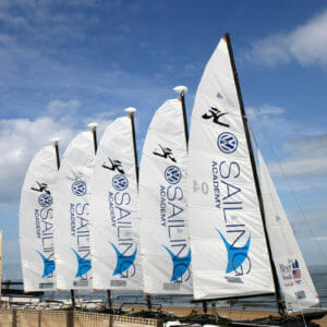 Hobie Cat in Knokke