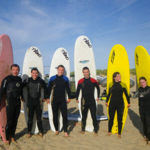 Surf in Knokke