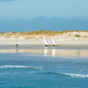 Flexi Sailing Sand Yacht Belgium 2