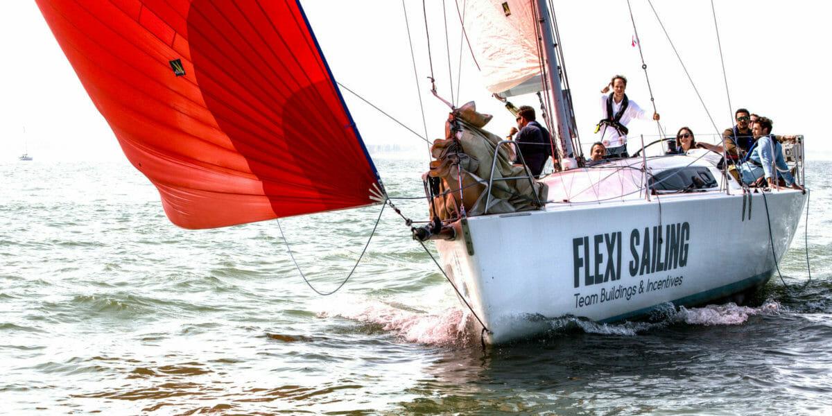 Flexi Sailing Flexi Sailing Rackham Spi Color 2