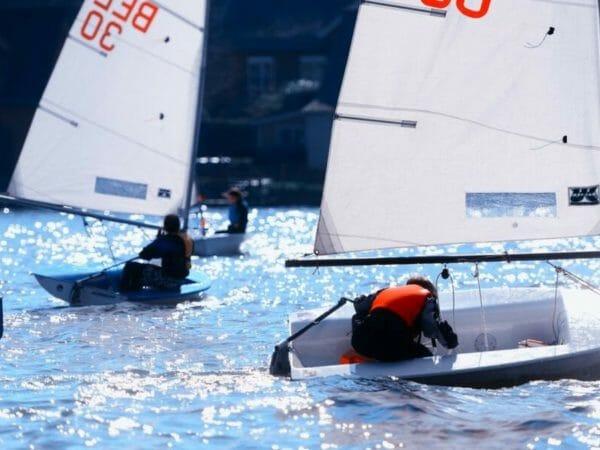 Flexi Sailing Genval Yacht Club Team Building